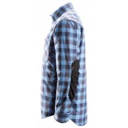Snickers 8501 RuffWork Koszula flanelowa ocieplana