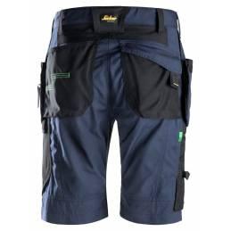 Snickers 6904 FlexiWork Spodnie krótkie z workami kieszeniowymi