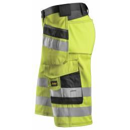 Snickers 3033 Krótkie Spodnie Odblaskowe, EN 20471/1