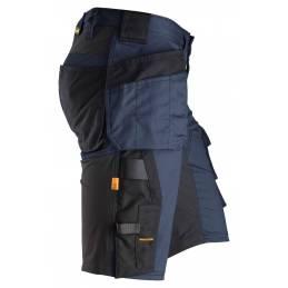 Snickers 6141 AllroundWork Spodnie Krótkie Stretch z workami kieszeniowymi