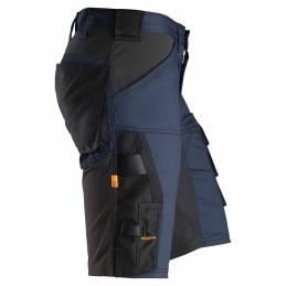Snickers 6143 AllroundWork Spodnie Krótkie Stretch