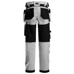 Snickers 6247 AllroundWork Spodnie Stretch z workami kieszeniowymi – damskie