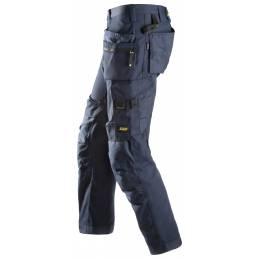 Snickers  6200 AllroundWork Spodnie robocze + z workami kieszeniowymi