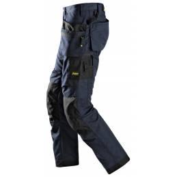 Snickers 6206 LiteWork Spodnie 37.5®+ z workami kieszeniowymi