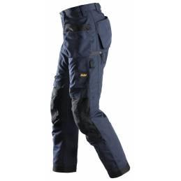 Snickers 6207 LiteWork Spodnie 37.5® z workami kieszeniowymi