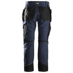 Snickers 6202 RuffWork Spodnie robocze + z workami kieszeniowymi