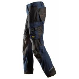 Snickers 6314 RuffWork Spodnie Canvas+